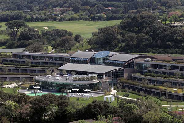 Argentario golf and spa resort