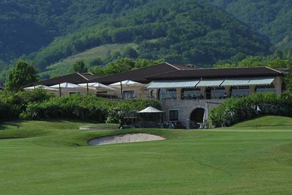 Asolo Golfclub and hotel